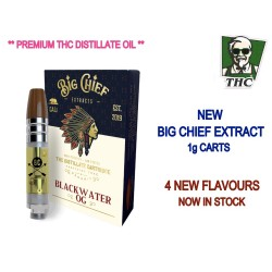 Big Chief Extract Cart -1g