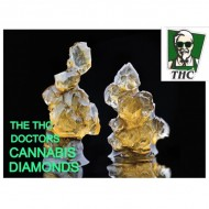 THC Diamonds Concentrate, 99% Potency Super Strong - 0.5g