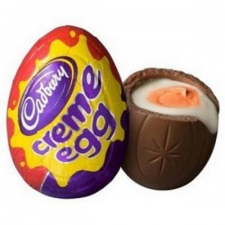 Cadbury's 'Super Strong' Creme Egg - 200mg THC