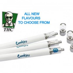 Disposable Cookie Vape Pens - 0.25mg Distillate.