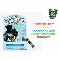 Dr Zodiaks Moonrock Carts - 1g - Frosty Snowcone