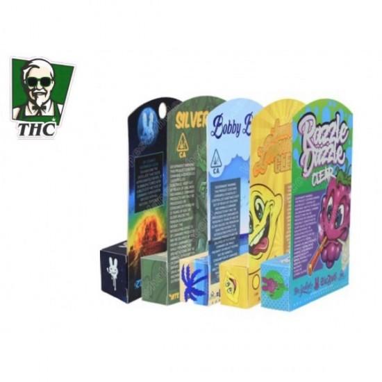 Dr Zodiaks Moonrock Carts - 1g - Razzle Dazzle